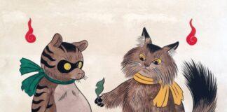 Yokai cats