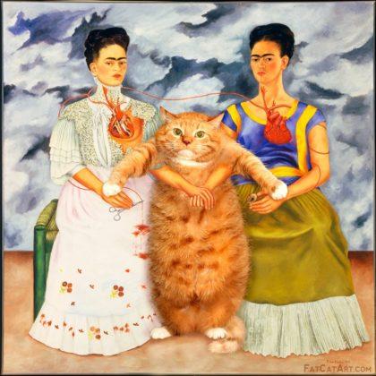 Frida Kahlo, Due Frida e Zarathustra