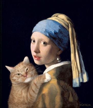 Jan Vermeer, La ragazza con l'orecchino di perla e Zarathustra