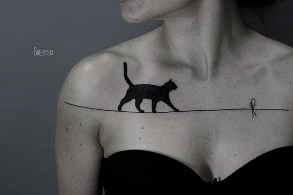 tatuaggi gatti