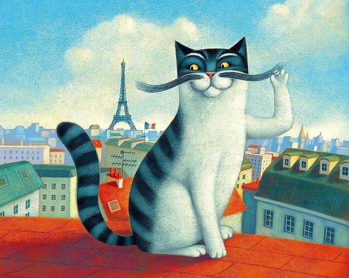 nomi francesi per gatti